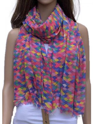 Pink Passion Scarf