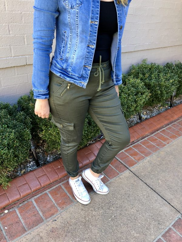 Catch Me If You Can Chino pants in Khaki